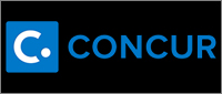 Logo Concur (Czech) s.r.o.