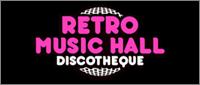 Logo Retro Music Hall
